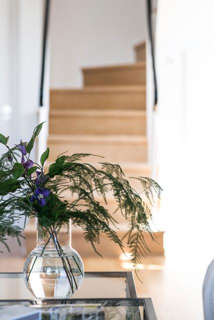Idéer för ett minimalistiskt vardagsrum