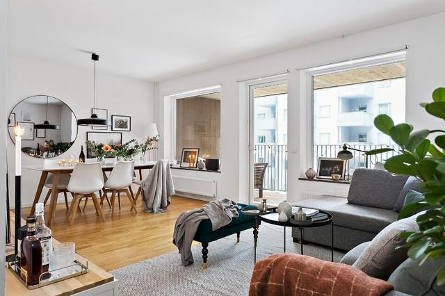 Fagningsgatan n9 modern-vardagsrum