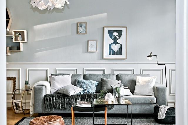AuBergewohnlich Graues Sofa Dekorieren: 7 Coole Styling Ideen