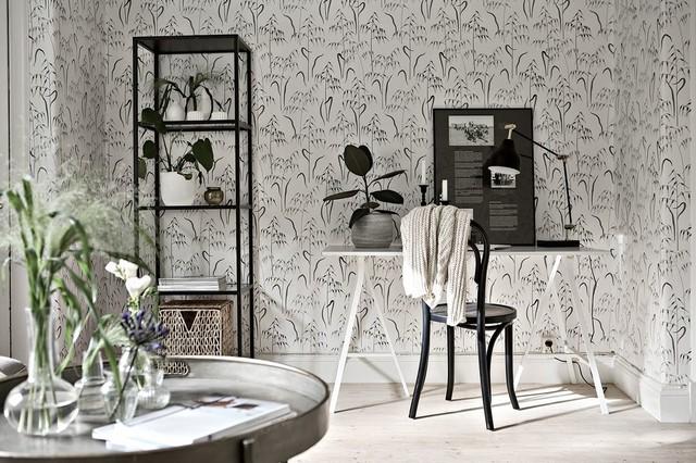 Homestyling scandinavian-living-room