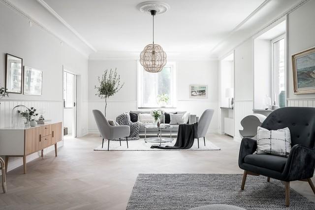 Homestyling scandinavo-soggiorno