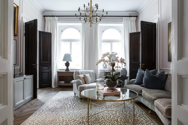 Vardagsrum vardagsrum klassiskt : Kaptensgatan 14 - Klassisk - Vardagsrum - Annan - av Henrik Nero