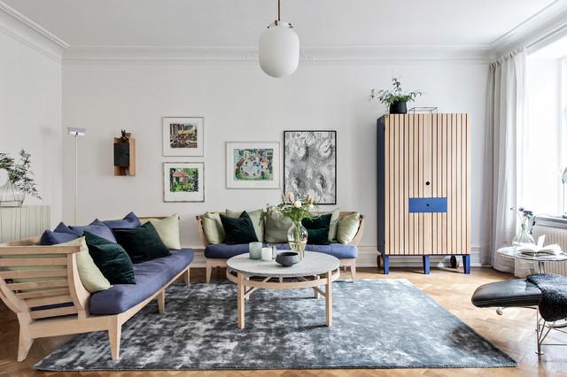 фото мебель в скандинавском стиле описание