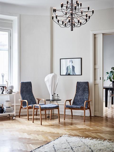 Lamino Fåtölj Skandinavisk Vardagsrum Göteborg av Tibergs Möbler