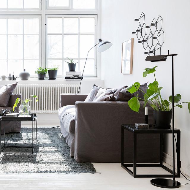 Vardagsrum vardagsrum soffa : LE GRAND AIR Soffa, Grå - Skandinavisk - Vardagsrum - Annan - av ...