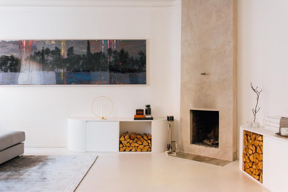 Idéer för ett klassiskt vardagsrum