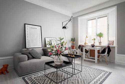 graues wohnzimmer alles 252ber keramikfliesen