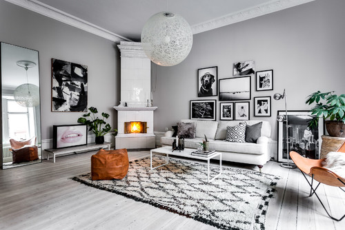 8 Trendy Living Room Color Combinations to Try - @Redfin