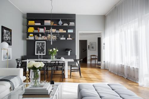 Von Magnusson Mäkleri   Mehr Beispiele: Wohnzimmer Modern Gestalten