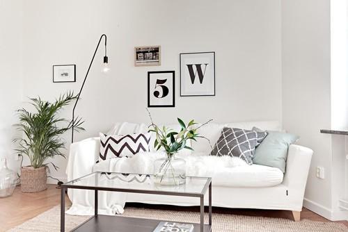 10 Ideen, wie Sie ein kleines Wohnzimmer einrichten