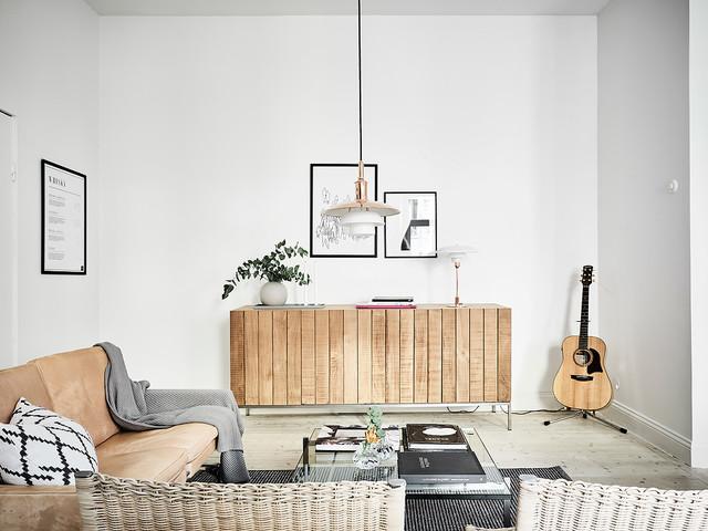 Styling Karl Gustavsgatan skandinavisk-dagligstue