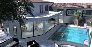Am nagement ext rieur for Verriere piscine