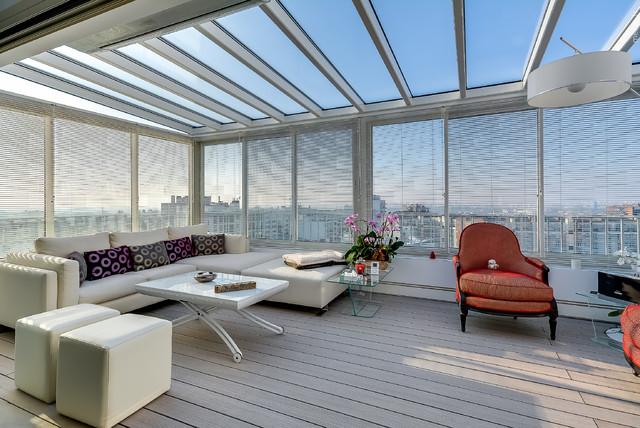 appartement 140m2 terrasse contemporain v randa et. Black Bedroom Furniture Sets. Home Design Ideas
