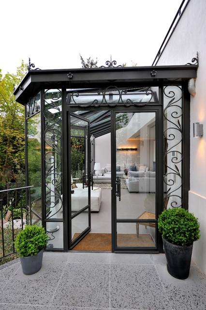 maison suresnes classique v randa et verri re paris par design 2l. Black Bedroom Furniture Sets. Home Design Ideas