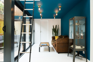 R novation d 39 un appartement 45m2 bordeaux contemporary for Appartement 45m2 design