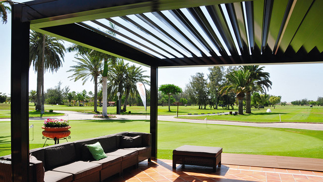 renson aluminium pergola contemporary verandah other by exterior landscaping and pools. Black Bedroom Furniture Sets. Home Design Ideas