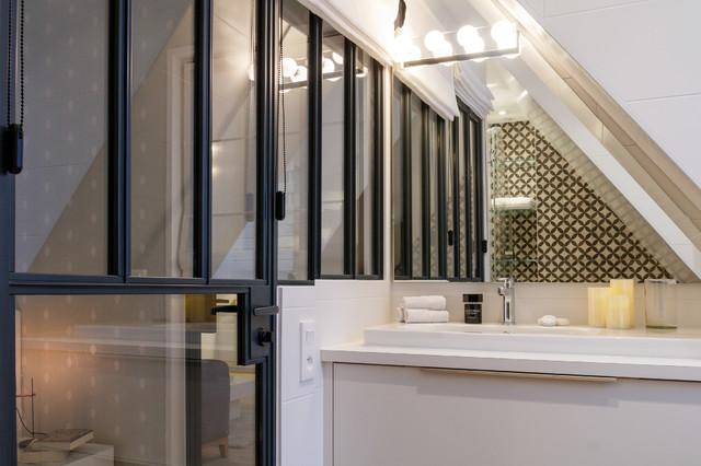 Rue Cambacrs Contemporary Sunroom Paris By