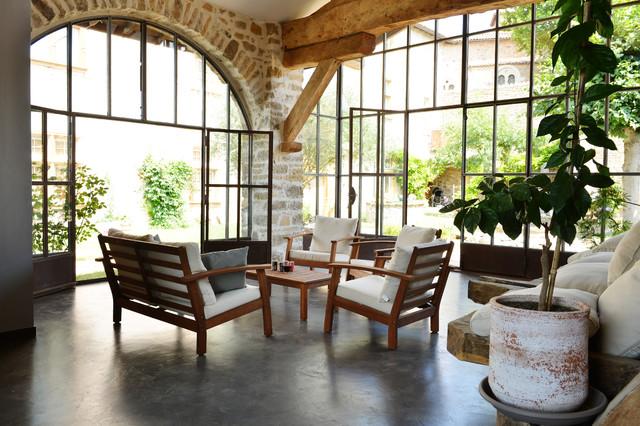 ... Mauve Photographe pour Chapisol contemporain-veranda-et-verriere
