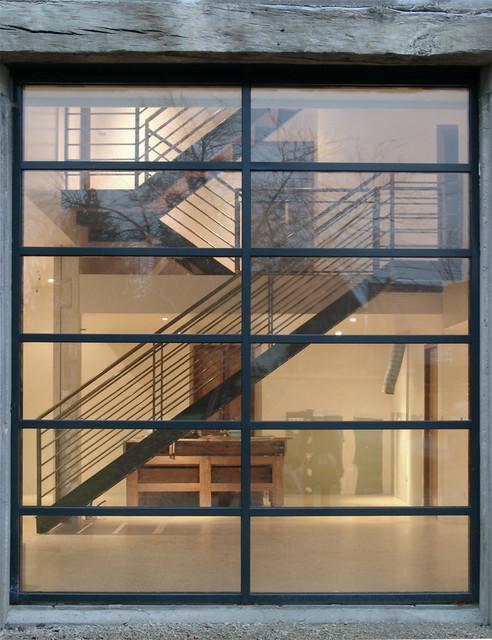 transformation d 39 une grange en maison d 39 habitation 2. Black Bedroom Furniture Sets. Home Design Ideas