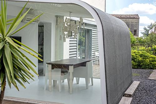 Ho bisogno di questa struttura per terrazzo for Ho bisogno di una casa