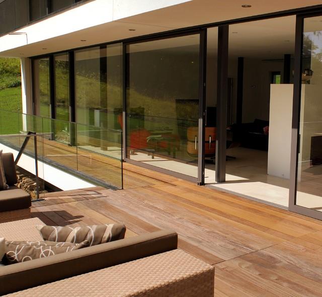 Terrassen Veranda holz verandas und terrassen modern veranda berlin