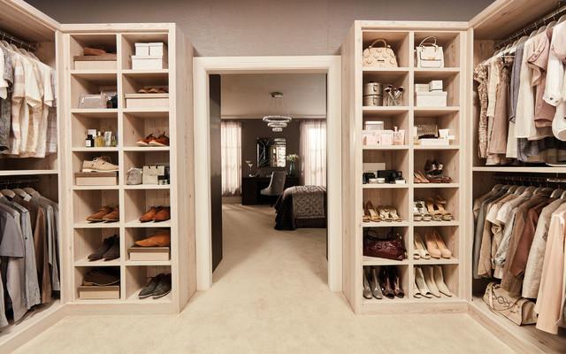 Boutique Dressing Room Contemporary Wardrobe By Neville Johnson Ltd Houzz Au
