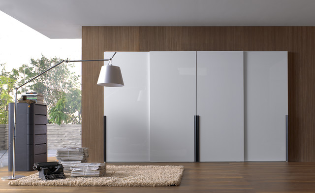 Carre Bedroom Furniture Contemporary Wardrobe