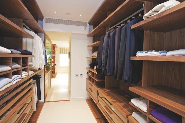 Chelsea Residence contemporary-closet