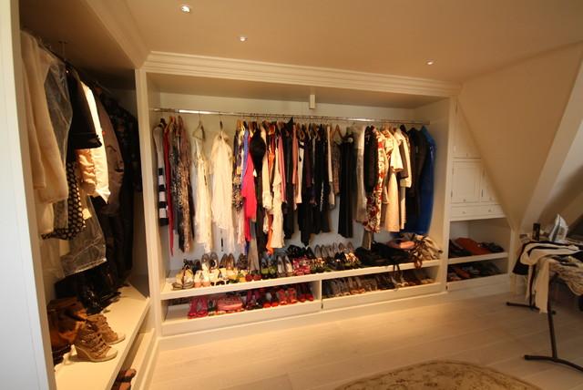 Closet-Dressing Rooms traditional-closet