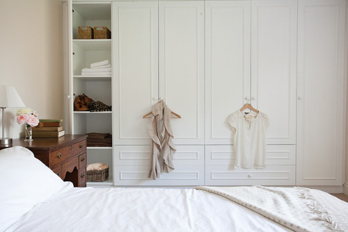 Maple & Gray Wardrobes