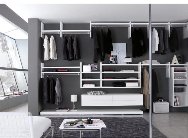 MILLIMETRICA - Walk-in-wardrobes - Contemporary - Closet ...