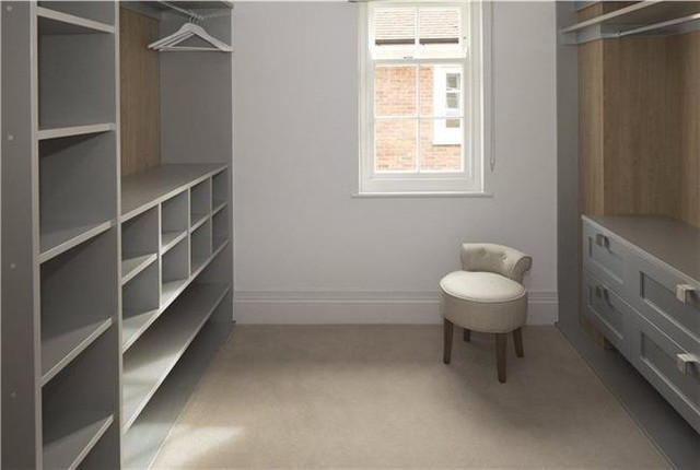 New buiild Mansion - Contemporary - Closet - Hampshire - by Deane ...
