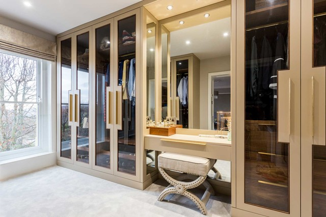 Wardrobe Designs With Built In Dressers