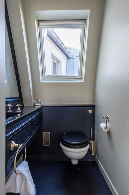 Les années 30 revisitées - Rétro - Toilettes - Paris - par Agence ...