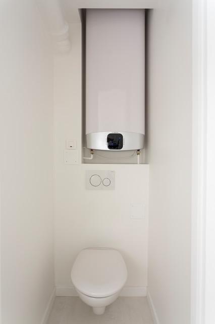 PARIS 19- AVANT/APRES BY LUCA PICARDI moderne-toilettes