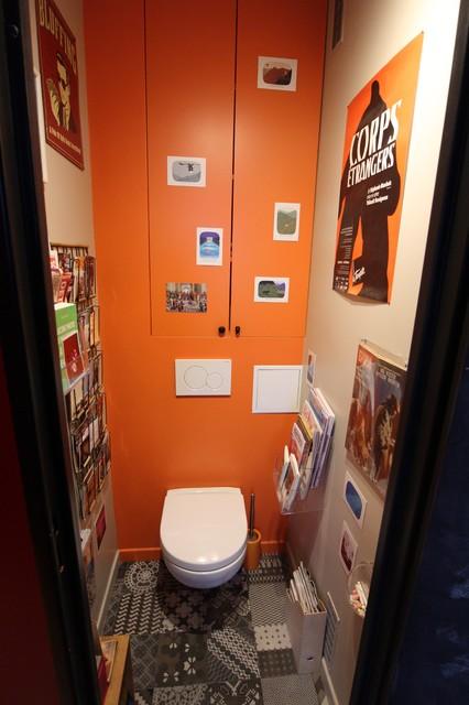 Rénovation d\'un appartement aux Buttes Chaumont- Paris 19ème