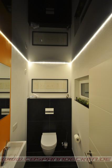 Vecta plafond tendu moderne toilettes autres p rim tres par vecta des - Photo de toilette moderne ...
