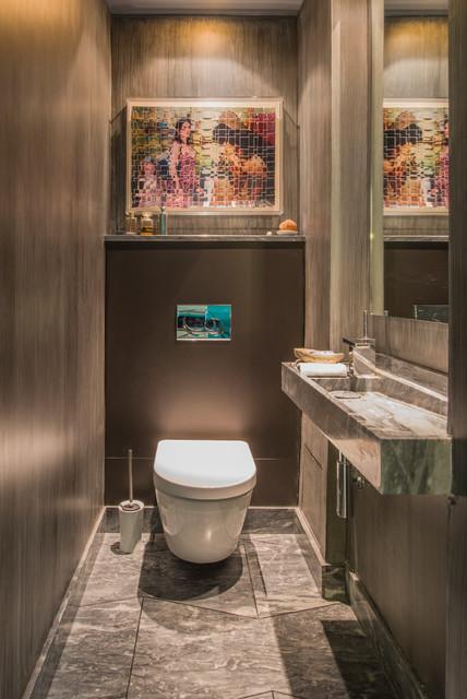 victor hugo toilettes contemporain toilettes paris par fabrice ausset architecte dplg. Black Bedroom Furniture Sets. Home Design Ideas