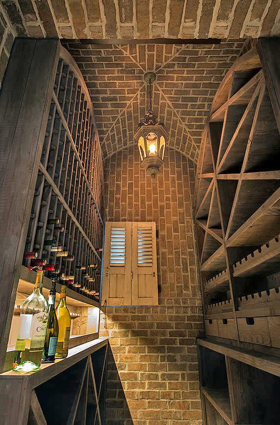 Traditional Wine Cellar - Traditional - Wine Cellar - Houston |Wine Cellar Houston