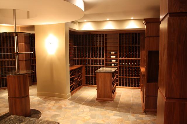 1171 - RGT contemporary-wine-cellar