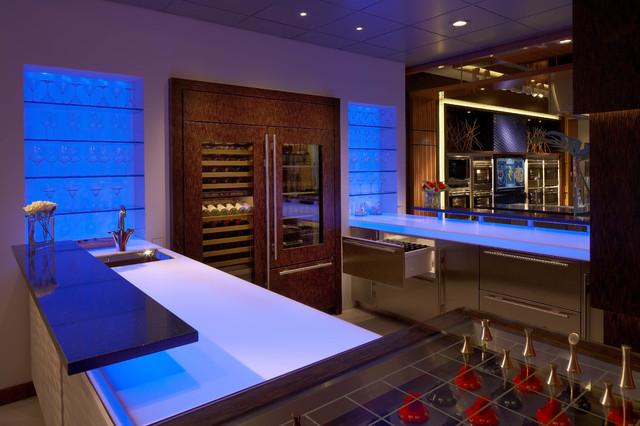 Atlanta Showroom - Contemporary - Wine Cellar - Atlanta ...