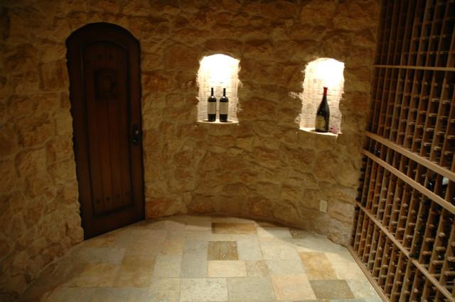 Award Winning Wine Cellars mediterranean-wine-cellar