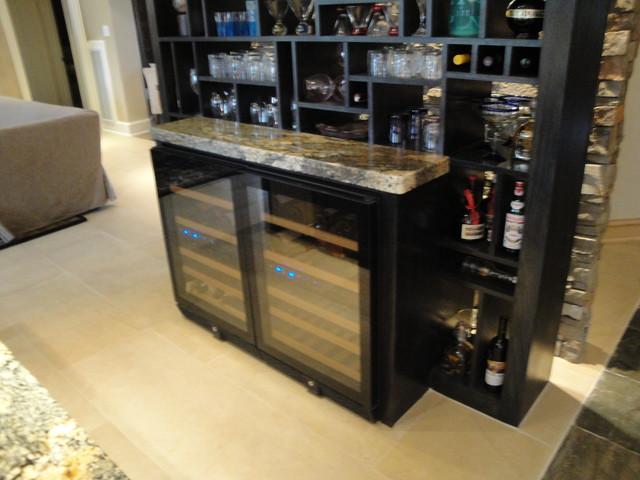 Bar Living Design Renovation