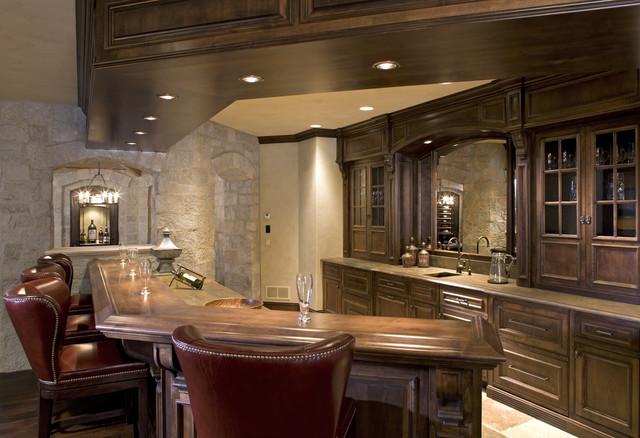 Bar traditional-wine-cellar