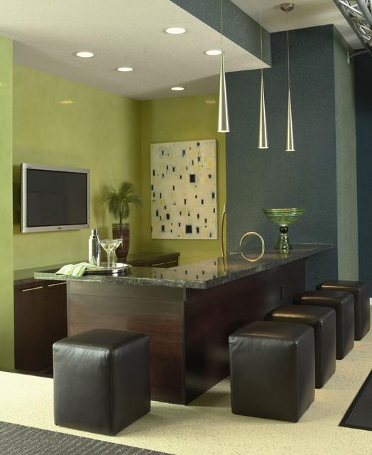 Home Bar Design Ideas Houzz: Bar