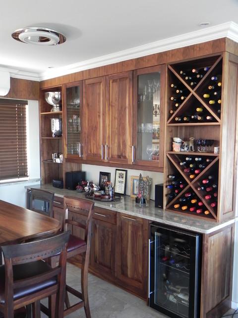 Bars traditional-wine-cellar
