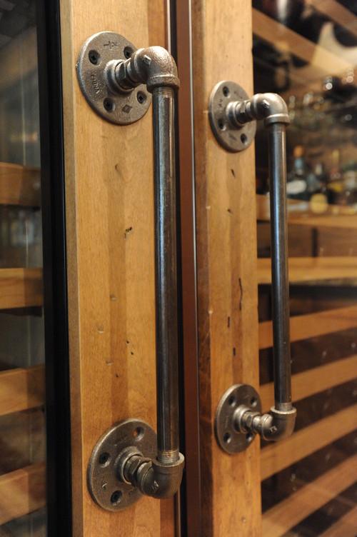 Preferência 7 projetos de móveis com ferro galvanizado para fazer em casa » Lá  TH62