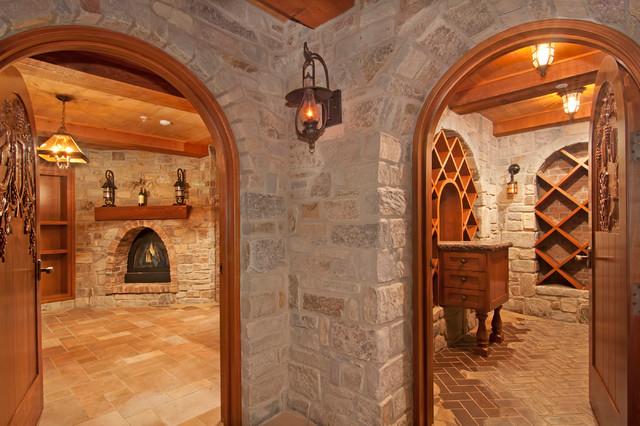 Bavarian Wine cellar traditional-wine-cellar
