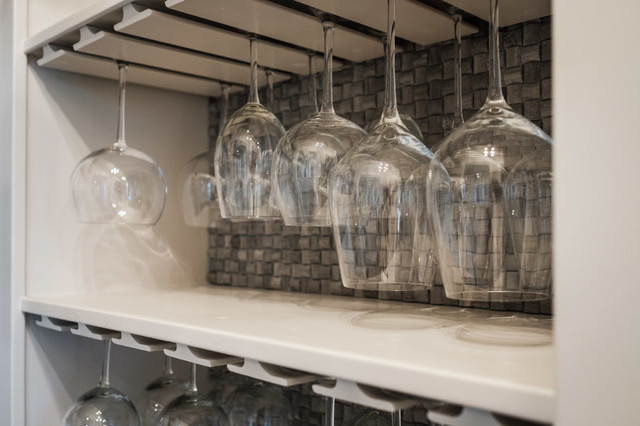 Bayou Road - Kitchen Remodel wine-cellar