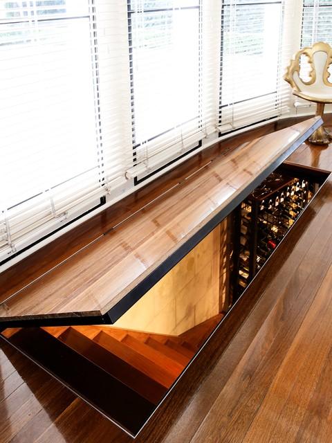 bayview residence - modern - wine cellar - sydney -michael